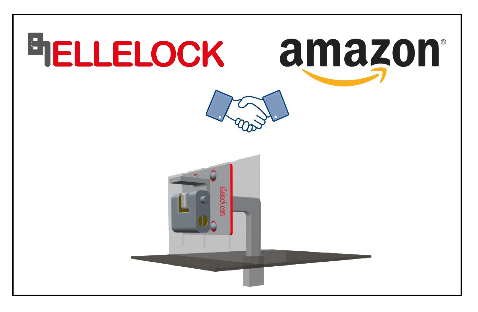 Partnership Ellelock Amazon